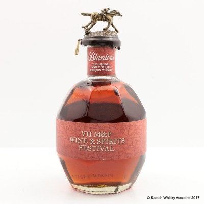 Blanton's Single Barrel For 6th M&P Wine & Spirits Festival 2016