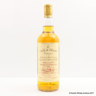 Aberfeldy 1974 29 Year Old Cask & Thistle Collection 75cl