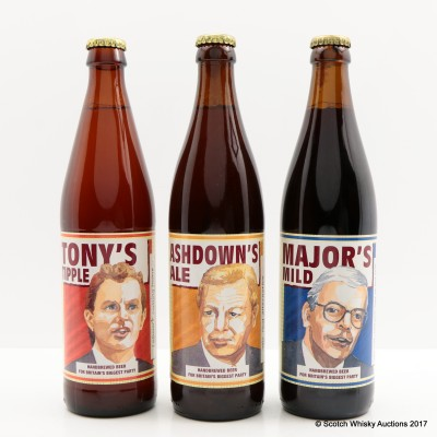 1997 Election Ales x 3