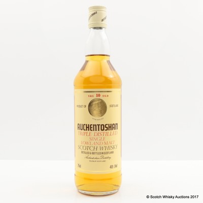 Auchentoshan 10 Year Old 75cl