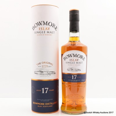 Bowmore 17 Year Old 75cl