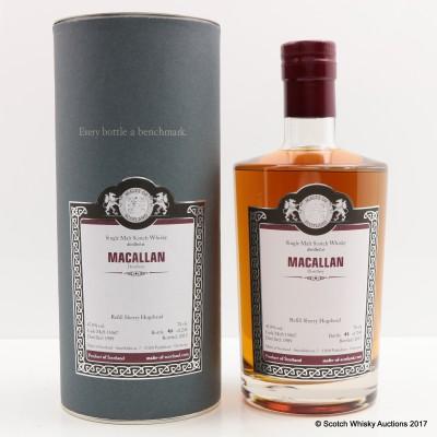Macallan 1989 Malts Of Scotland