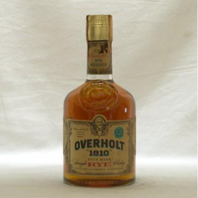Overholt 1810 Rye 93 proof 75cl
