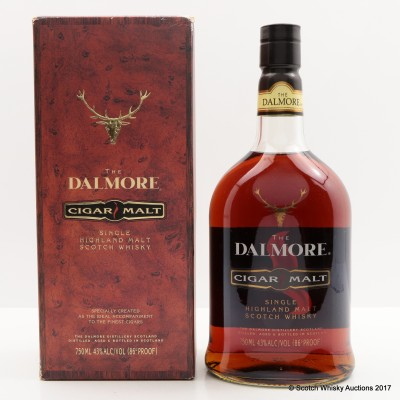 Dalmore Cigar Malt Old Style 75cl