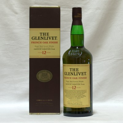 Glenlivet 12 Year Old French Limousin Oak