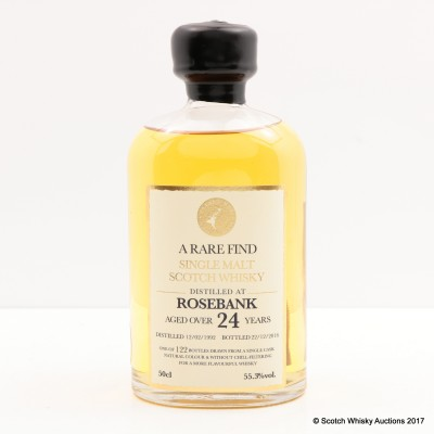 Rosebank 1992 24 Year Old A Rare Find 50cl