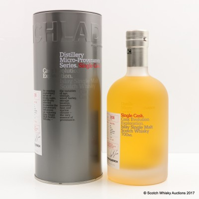 Bruichladdich Micro Provenance 2006 9 Year Old