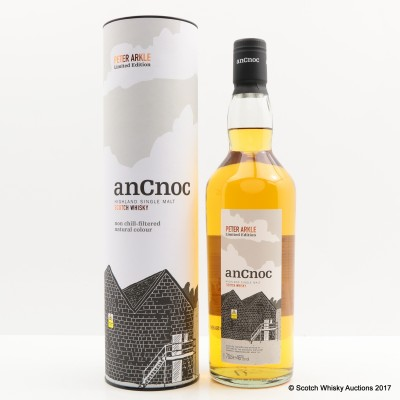 anCnoc Peter Arkle Limited Edition No.4 Warehouse