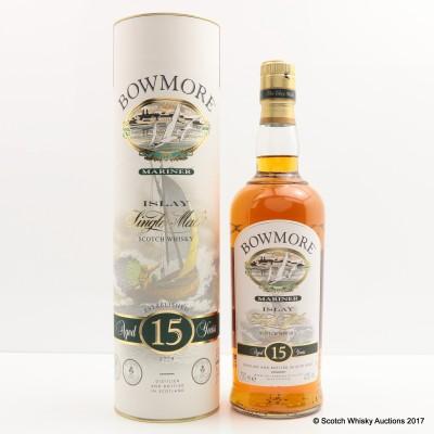 Bowmore 15 Year Old Mariner