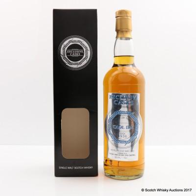 Caol Ila 1980 28 Year Old Creative Whisky Co