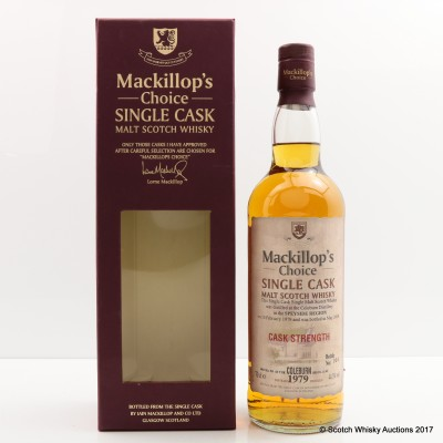 Coleburn 1979 MacKillop's Choice