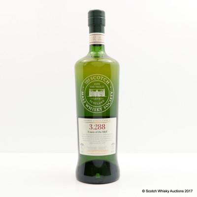 SMWS 3.288 Bowmore 1998 17 Year Old