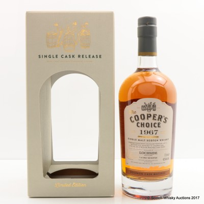 Lochside 1967 49 Year Old Cooper's Choice