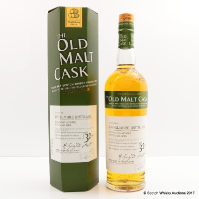 Convalmore 1975 32 Year Old Old Malt Cask