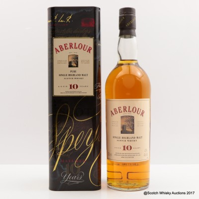 Aberlour 10 Year Old 75cl