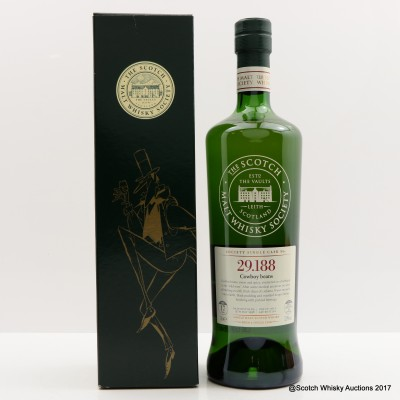 SMWS 29.118 Laphroaig 1998 17 Year Old