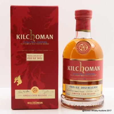 Kilchoman Feis Ile 2012