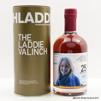 Bruichladdich Valinch 25 Becky Codd 50cl