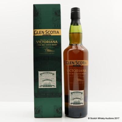 Glen Scotia Victoriana Exceptionally Rare