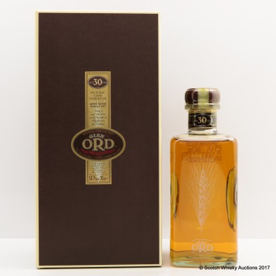 Glen Ord 30 Year Old 2005 Release