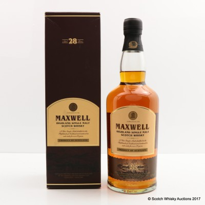 Maxwell 28 Year Old