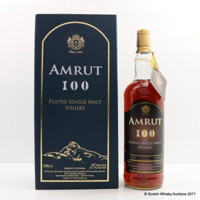 Amrut 100 UK Exclusive 1L