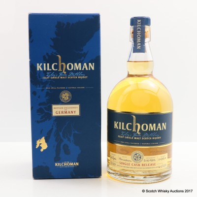 Kilchoman 2006 Single Cask for Germany