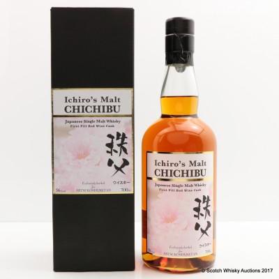 Chichibu Ichiro's Malt Red Wine Cask For Isetan