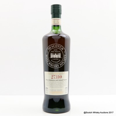 SMWS 27.110 Springbank 1992 22 Year Old