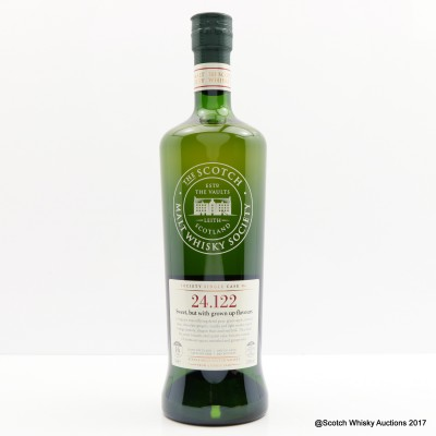 SMWS 24.122 Macallan 1995 16 Year Old
