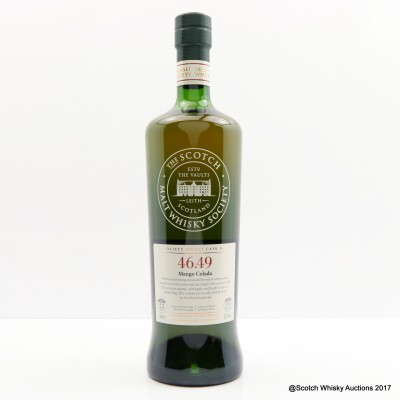 SMWS 46.49 Glenlossie 1992 23 Year Old