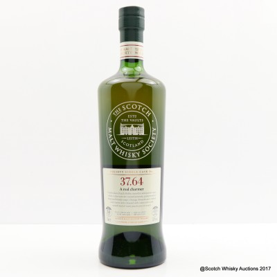 SMWS 37.64 Cragganmore 1985 30 Year Old