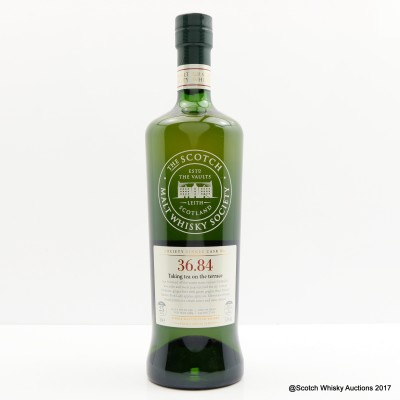 SMWS 36.84 Benrinnes 1989 25 Year Old
