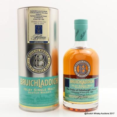 Bruichladdich 15 Year Old Duke Of Edinburgh