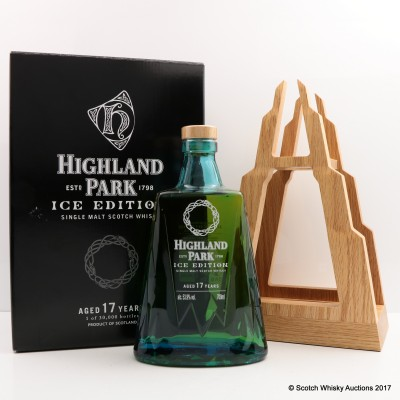 Highland Park 17 Year Old Ice Edition