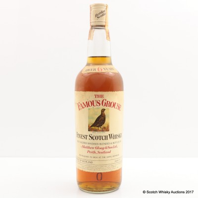 Famous Grouse 6 Year Old 75cl