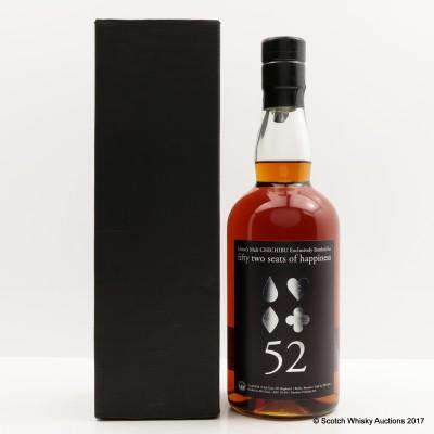 Chichibu Ichiro's Malt Fifty Two Seats Of Happiness Cask #2628