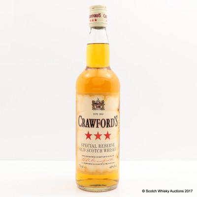 Crawford's 3 Star