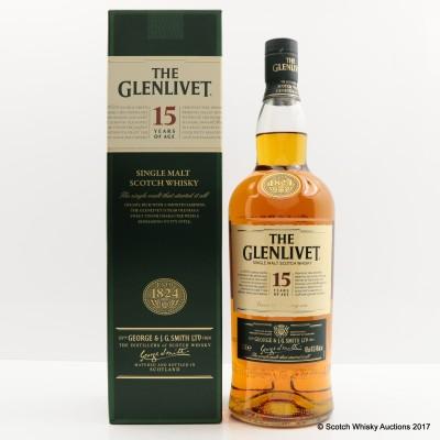 Glenlivet 15 Year Old 1L
