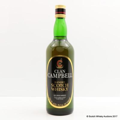 Clan Campbell 26 2/3 Fl Oz
