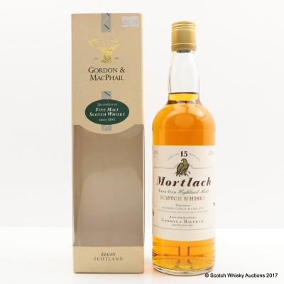Mortlach 15 Year Old Gordon & MacPhail