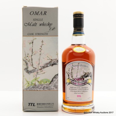 Nantou Omar Cask Strength