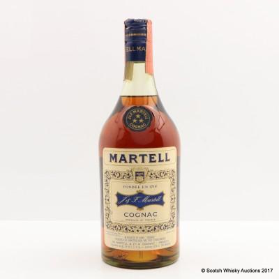 Martell 3 Star Cognac 75cl