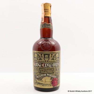 King Edward I Scotch Whisky 75cl