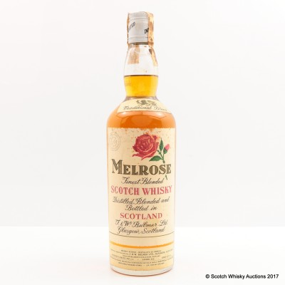 Melrose Traditional Blend 75cl