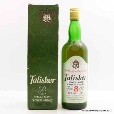 Talisker 8 Year Old 75cl
