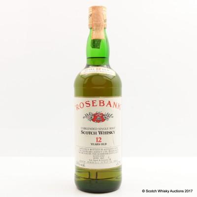 Rosebank 12 Year Old 75cl
