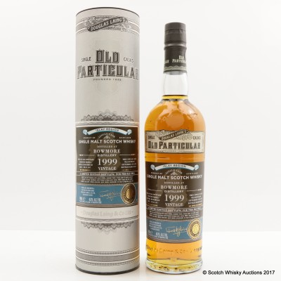 Old Particular Bowmore 1999 Feis Ile 2016