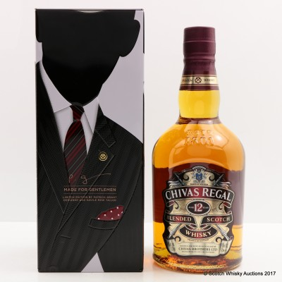 Chivas Regal 12 Year Old Patrick Grant Edition