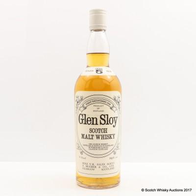 Glen Sloy 5 Year Old 26 2/3 Fl Oz